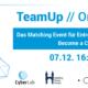 Plakat TeamUp